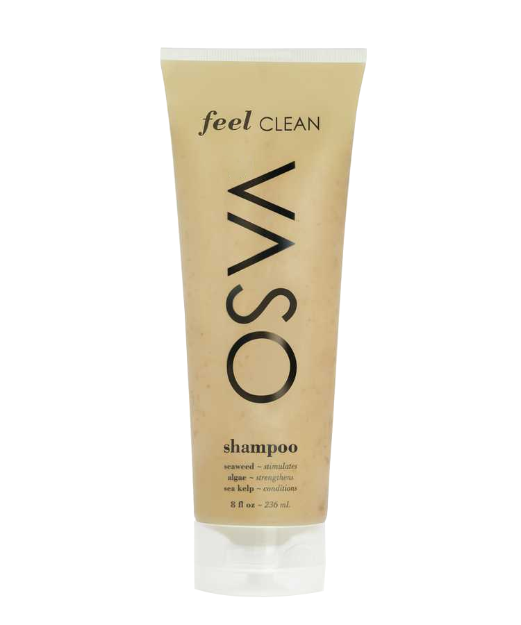 feel CLEAN shampoo