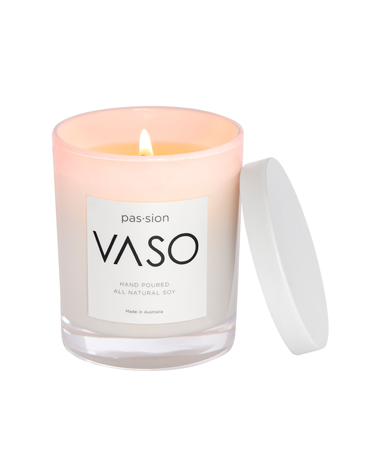 byVaso - Passion Candle